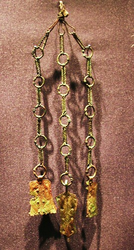 Religious jewelry dated 900-1000  CE Vardø Finnmark Norway
