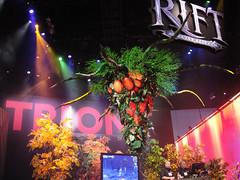 E3 2010 Trion Rift booth