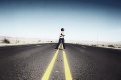 desat (::fotorosso::) Tags: road sky girl desert roadtrip stephanie westtexas marfa mff marfafilmfestival
