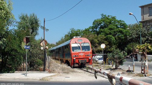 ose (ferrovie greche, hellenic railways) 6521 al pl di agios andrea , Patrasso (Patra )