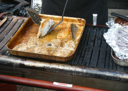 Herring Frying