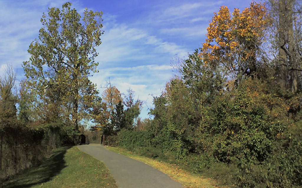 College Park, Md: backtrails