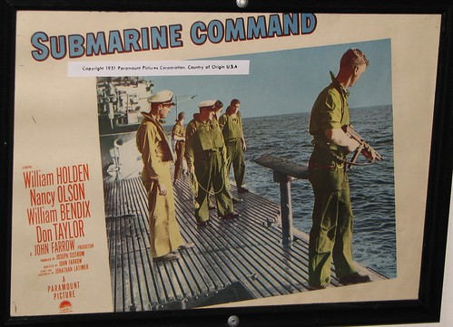 Submarines War Movies Movie Poster For Submarine