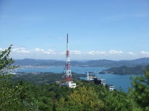 尾道市向島 高見山 山頂の画像 11