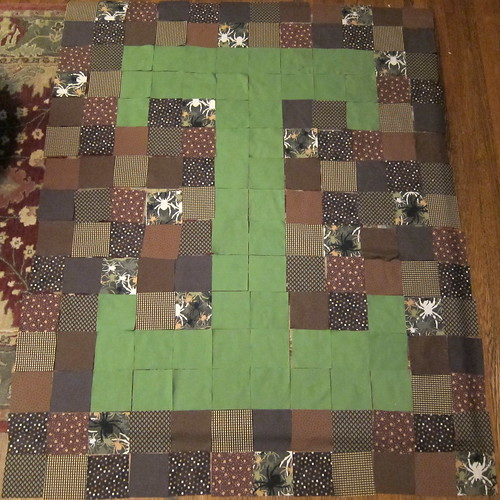 """#314 - """"I"""" quilt layout"""