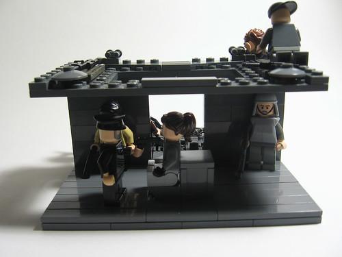 Brickpocaplypse! Break In.... 5168436952_59c4b826da