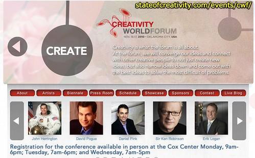 Creativity World Forum :: State of Creativity