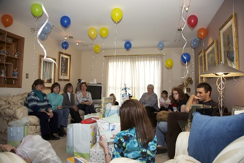 Cindy's Baby Shower