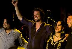 Rusted Root (Ben Kimball) Tags: music concert live band cheers shallowdof rustedroot tupelomusichall 111410