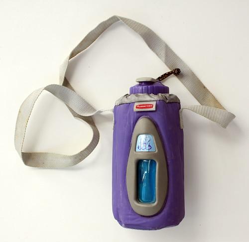 Burning Man Water Bottle