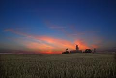 Leuchtturm Kuhlungsborn (Kibonaut) Tags: sea sky test lighthouse germany landscape europe sonnenuntergang sundown north himmel baltic adobe ostsee hdr leuchtturm khlungsborn