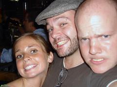 Morgan, Me and Steve (chewedmelon) Tags: heredia
