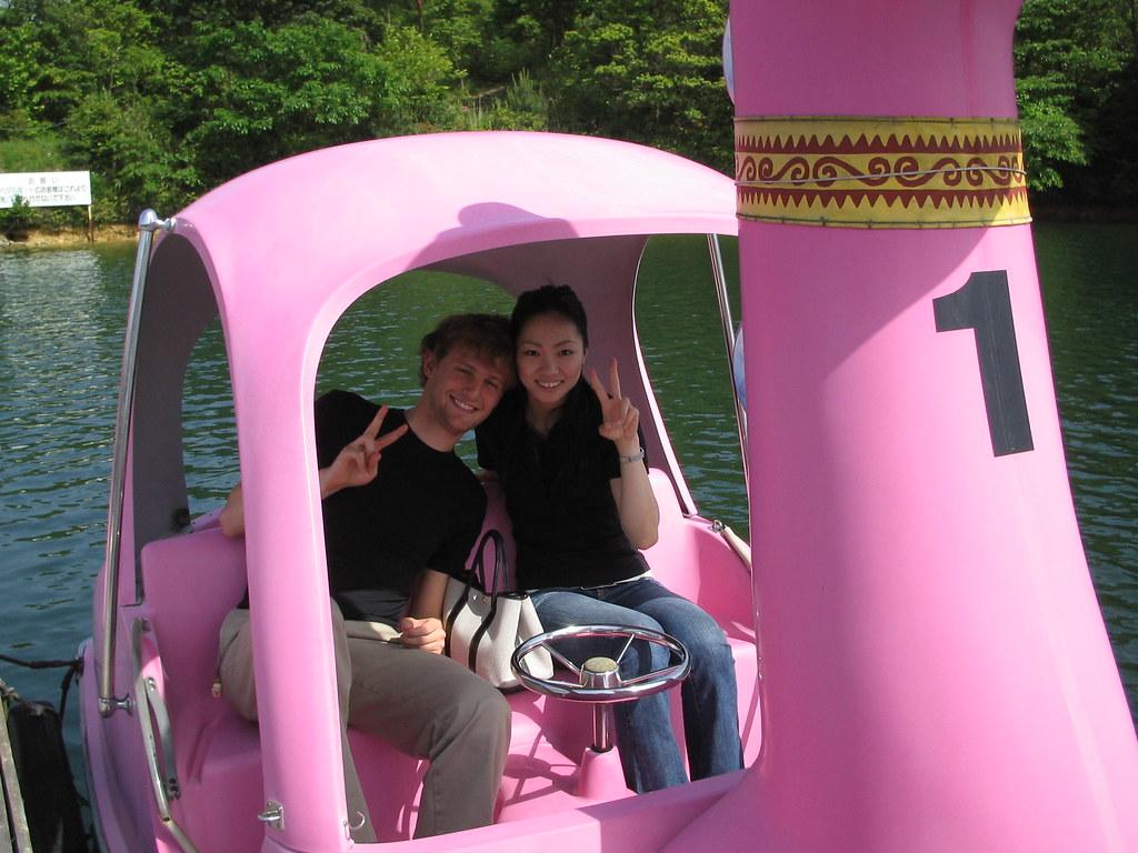 Yay!!! Dinosaur Boat