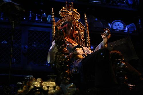 Piratas Caribe Disneylandia Jack Sparrow