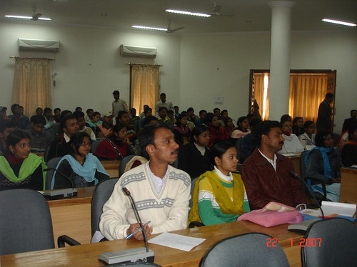 NRI-Students Interaction Porgram Jan 22, 2007