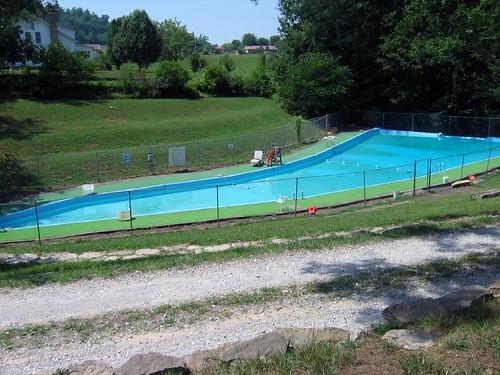 Cement Pond
