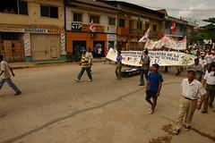 Huelga Indefinida en Ucayali