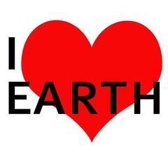 LIVE EARTHの会場をグーグルアースで見る