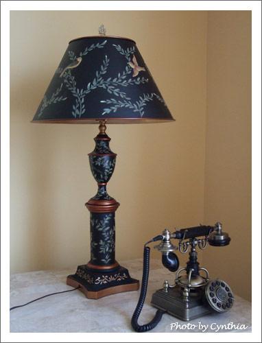客廳桌燈1