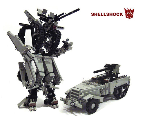 Decepticon Shellshock