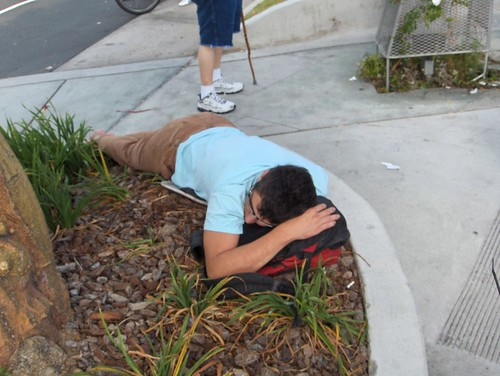 Comic Con makes homeless of us all