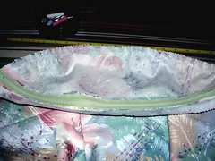 upper seam where I forgot the tabs