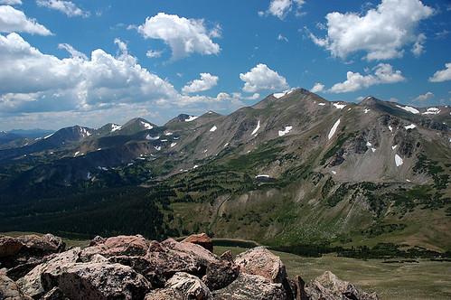 Clark Peak (12,951ft)