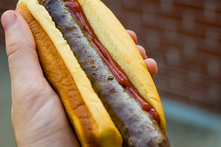 The Bacon Cheeseburger Sausage