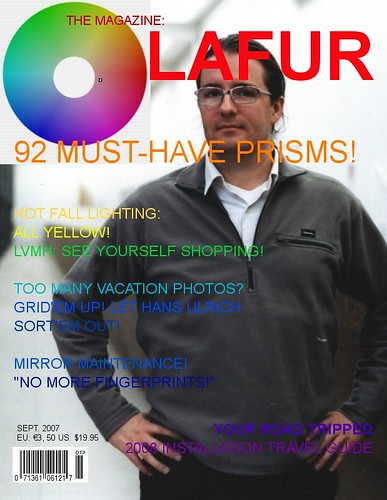 Olafur: The Magazine