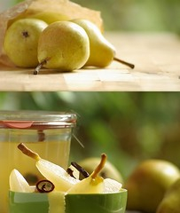 Pear-Diptych (2/2) by Thorsten (TK)