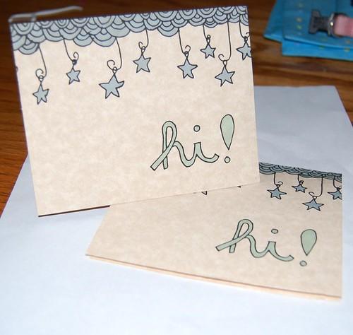 hi! cards