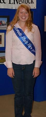 Nevada State Fair Princess 07