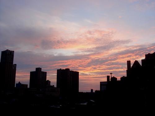 Brooklyn sunrise