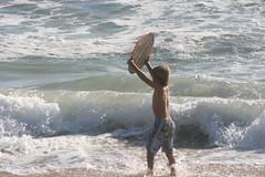 Sunset Beach 2007 112 (uscgirlnot) Tags: beach waves sunsetbeach skimboarding