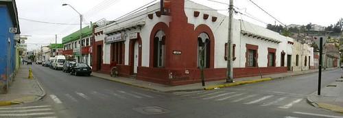 Libertad esq. Arauco