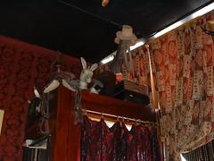 Surly Girl Saloon decor
