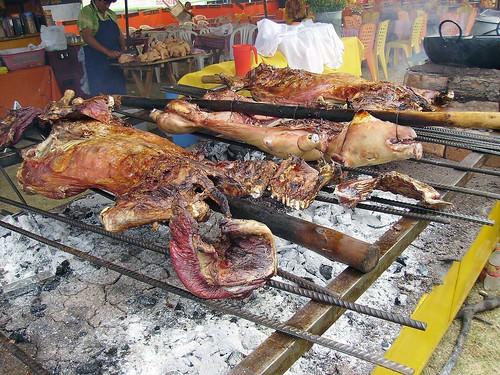 Comida Tipica de la Sierra Peruana