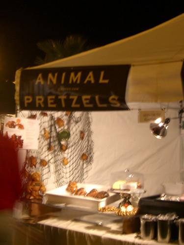 Animal Pretzels?