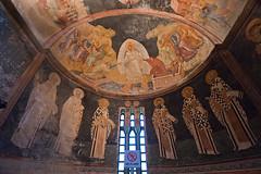 Kariye Frescoes (Viajante) Tags: art turkey religion istanbul orthodox fresco byzantine anastasis tr choramuseum kariyemuseum kariyemzesi stsaviorinthechora