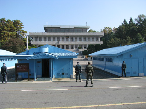 Korean DMZ - Joint Strike Area