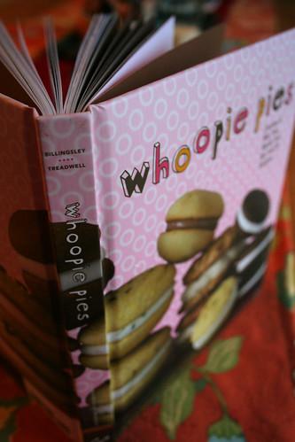 whoopie pies cookbook