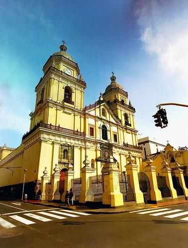 Iglesia San Pedro, Lima, Peru
