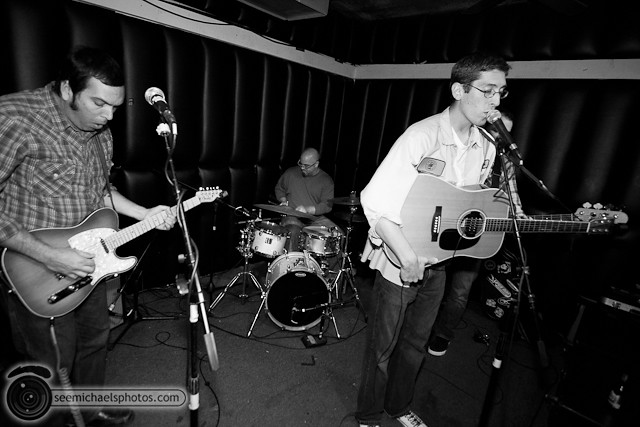 Tractormen at Soda Bar 102610 © Michael Klayman-001