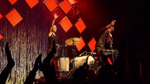Matt & Kim @ Phoenix Concert Theatre, Toronto