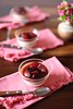 Thumbnail image for Black Raisin And Plum Compote With Baked Vanilla Bean Pudding