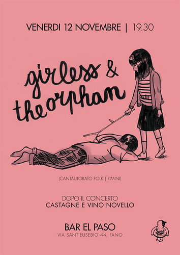 Girless & the orphan