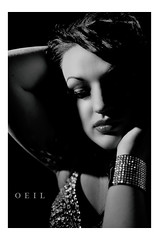 (Oeil Photography) Tags: film george glamour noir style spotlight oeil 1940s hollywood glam glamor hotlights hurrell