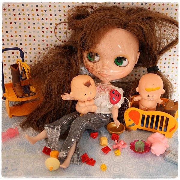 Miss Frenchy Blythe: No Glam Today - Les photos 5178611119_957263e1d7_o