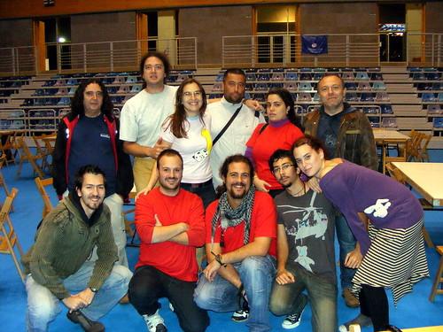 VI Encuentro nacional de Juegos de Mesa Huelva 2010