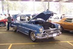 1953 Chrysler New Yorker Deluxe sedan (sv1ambo) Tags: 1953 chrysler new yorker deluxe sedan nsw south wales all day fairfield showground australia 2003 mopar